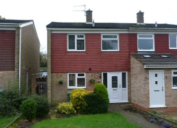 Thumbnail 3 bedroom semi-detached house to rent in St Andrews Close, Slip End, Luton