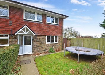 Thumbnail 3 bed end terrace house for sale in The Harbour, Sutton Valence, Maidstone, Kent