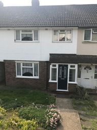 Thumbnail 3 bedroom terraced house to rent in Coller Crescent, Dartford