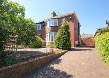 Thumbnail 2 bed semi-detached house for sale in Park Road South, Chester Le Street