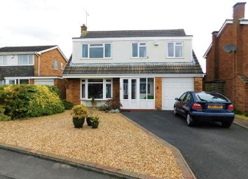 Thumbnail 4 bed detached house for sale in Corran Road, Burton Manor, Stafford