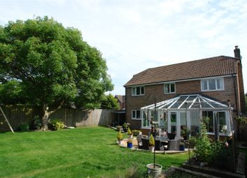 Thumbnail 5 bedroom detached house for sale in Worlds End, Beedon, Newbury, Berkshire