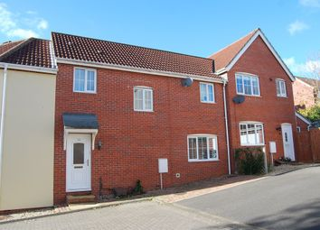 Thumbnail 3 bed terraced house for sale in Nichol Place, Cotford St. Luke, Taunton