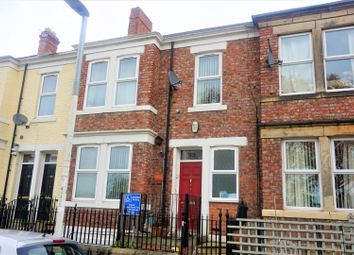 Thumbnail 4 bed terraced house for sale in Brighton Road, Gateshead