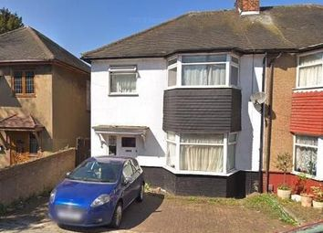 Thumbnail 3 bed semi-detached house to rent in Richmond Gardens, Hendon