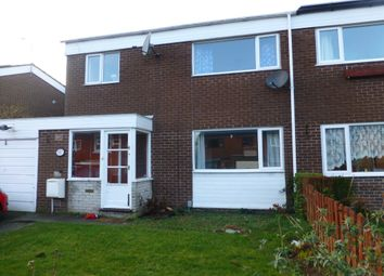Thumbnail 3 bed semi-detached house to rent in Church Way, Telford