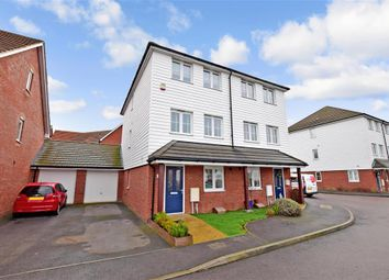 4 bed semi-detached house for sale in Viscount Square, Herne Bay, Kent CT6