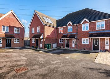 Thumbnail 3 bed terraced house for sale in Albany Way, Laleham, Surrey