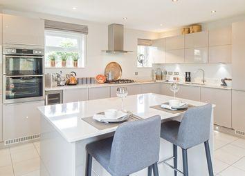 """Thumbnail 4 bed detached house for sale in """"Alderney"""" at Burniston Close, Melksham"""