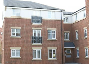Thumbnail 2 bed flat to rent in Mackley Close, South Shields