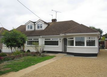 Thumbnail 2 bed semi-detached bungalow to rent in Chestnut Close, Hockley