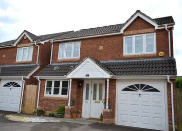 Thumbnail 4 bed detached house to rent in Enbourne Drive, Pontprennau, Cardiff