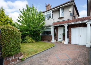 3 bed semi-detached house for sale in Town Row, Liverpool, Merseyside L12