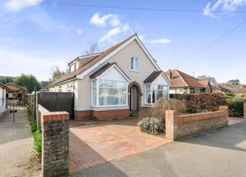 Thumbnail 4 bed bungalow for sale in Foxhall Road, Ipswich