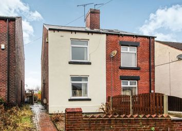 Thumbnail 2 bed semi-detached house for sale in Cartmell Road, Sheffield