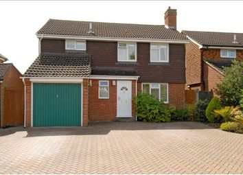 Thumbnail 3 bed detached house to rent in Butts Hill Road, Woodley, Reading