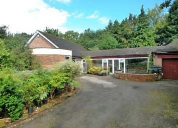 Thumbnail 4 bed bungalow for sale in Neston Road, Willaston, Cheshire