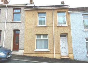 Thumbnail 3 bed terraced house for sale in Christopher Street, Llanelli Town Centre, Llanelli