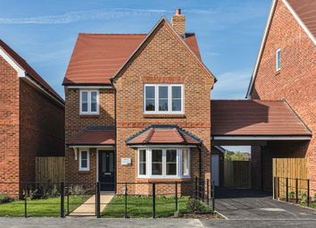 Thumbnail 3 bedroom detached house for sale in Ash Lodge Drive, Ash