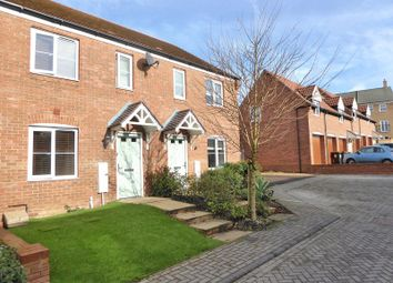 Thumbnail 3 bed terraced house for sale in Alabaster Avenue, Houghton Regis, Dunstable