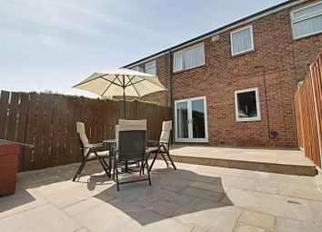 Thumbnail 3 bed terraced house for sale in Harlech Close, Bransholme, Hull