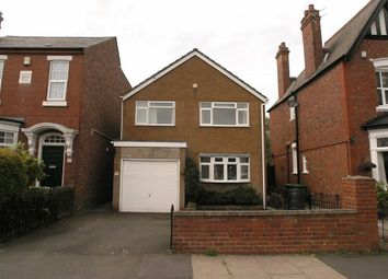 Thumbnail 3 bed detached house for sale in Castle Road, Tipton