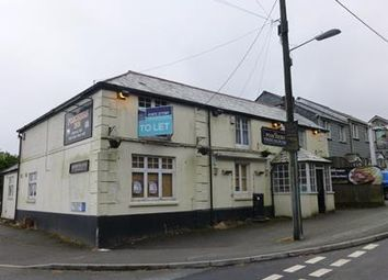 Thumbnail Pub/bar for sale in Poachers Inn (Freehold), 23 Fore Street, Roche, St Austell