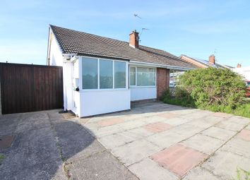 Thumbnail 2 bed semi-detached bungalow for sale in Whalley Drive, Formby, Liverpool