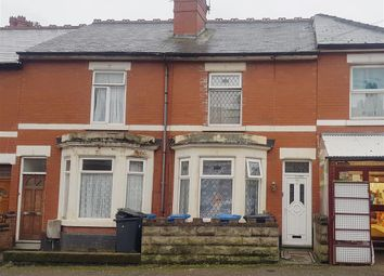 Thumbnail 4 bed terraced house for sale in Porter Road, New Normanton, Derby