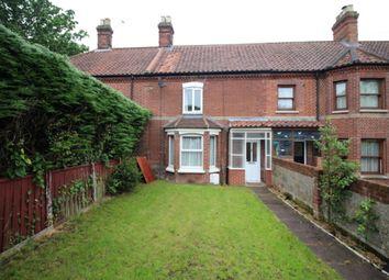 Thumbnail 3 bedroom terraced house for sale in Drayton High Road, Hellesdon, Norwich