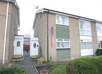 Thumbnail 2 bed flat for sale in Wallington Drive, Sedgefield, Stockton-On-Tees
