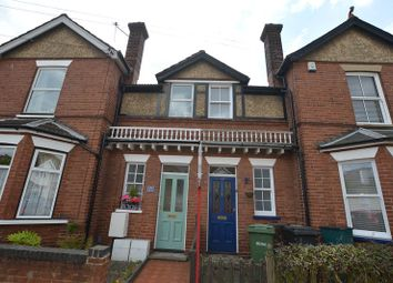Thumbnail 2 bed flat to rent in Brampton Road, St Albans