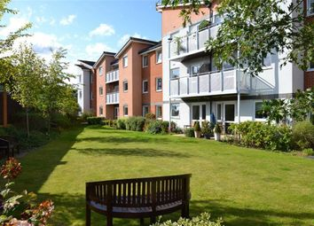 Thumbnail 1 bed flat for sale in Benedict Court, Western Avenue, Newbury, Berkshire