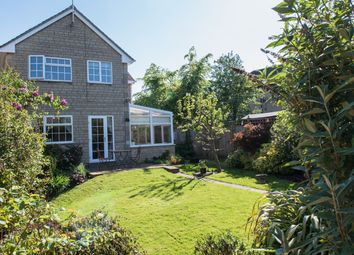 Thumbnail 4 bed detached house for sale in Watson Close, Oundle, Peterborough