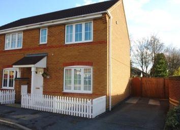 Thumbnail 3 bed semi-detached house to rent in Trent Bridge, Coalville