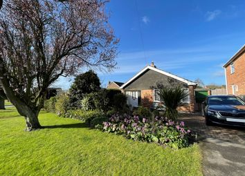 Thumbnail 2 bed detached bungalow for sale in Elsea Drive, Northorpe, Thurlby, Bourne