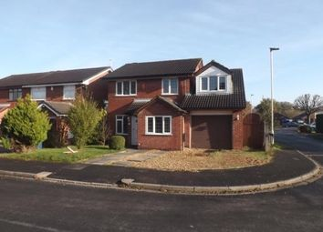 Thumbnail 4 bed detached house for sale in Lane Head Avenue, Lowton, Warrington, Cheshire