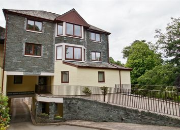 Thumbnail 1 bed flat for sale in Riverside Lodge, Station Road, Keswick, Cumbria
