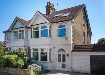 Thumbnail 5 bed semi-detached house for sale in Chepstow Road, London
