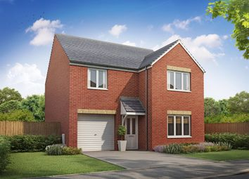 "Thumbnail 4 bed detached house for sale in ""The Keswick"" at North Road, Hetton-Le-Hole, Houghton Le Spring"