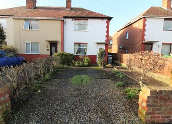Thumbnail 2 bedroom end terrace house for sale in Warley Road, Bispham