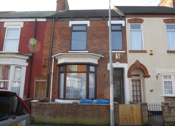 Thumbnail 3 bedroom terraced house to rent in Sherburn Street, Hull