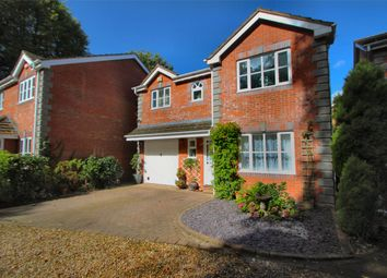 Thumbnail 4 bedroom detached house for sale in Stanshawes Court Drive, Yate, South Gloucestershire