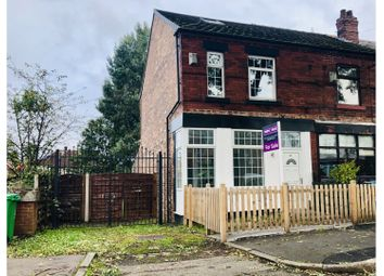 Thumbnail 3 bed end terrace house for sale in Northfield Road, Manchester