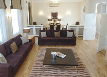 Thumbnail 3 bedroom flat to rent in Stanhope Gardens, London