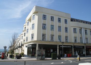 Thumbnail 3 bed flat to rent in Western Road, Hove