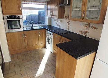 Thumbnail 2 bed end terrace house to rent in Lenton Croft, Birmingham