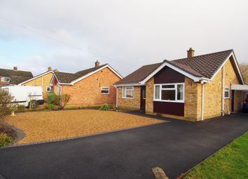 Thumbnail 2 bed detached bungalow for sale in Folly Gardens, Wymondham