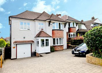 Thumbnail 4 bed detached house for sale in Crofton Road, Farnborough, Orpington