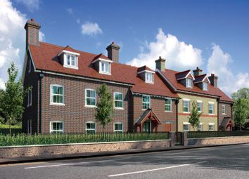Thumbnail 2 bed flat for sale in Church Street, Wantage